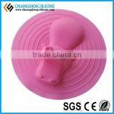 Good closure silicone bath sink plug