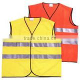 Lemon Color Workwear Vest