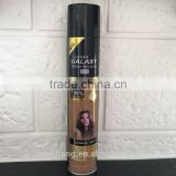 China Hair Spray OEM Factory Private Label Best Strong Hold Professional Hair Styling Spray With Wholesale Price