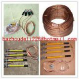 Portable electrical earth rod&ground rod,H.V. Earth rod&earthing sets