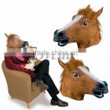 Horse head mask for Halloween Cosplay