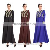women muslim dress/ wich r muslim islamic fashionable abaya kaftan dresses/fancy dl islamic muslim dress