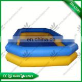 PVC Round Inflatable pool,inflatable pool animals