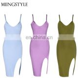latest new sexy ladies summer bodycon prom dress , designer one piece cocktail evening bandage short dresses