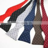 Jacquard Silk Bow Ties