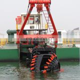 Hot CSD200 dredger made in china 2018 depth 8m