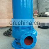 4 poles submersible pump for mud water