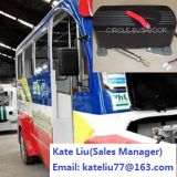 Philippines E-jeepney electrical folding bus door opener,bus door closer,bus door motor,bus door mechanism(BDM100)