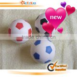 2014 eco-friendly anti stress soccer ball