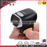 RD F001 Mini 1d Bluetooth Wireless BarCode scanner support IOS and Android system