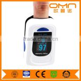 Home and Hospital Heart Rate Monitor One Touch Select Cheap Pulse Oximeter Finger Price Table Top Spo2 Sensor Rapid Test Devices
