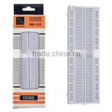 high quality! 830 points solderless breadboard