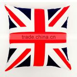 New Digital Printed Europe style Cushion Cover, England Classic Home Decorative Square Cushion