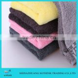 hot sell best quality microfiber suede cloth with low price