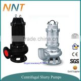 Submersible WQ Series agitator slurry dredge pump