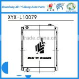 Beijing Qiling Dingli agricultural machinery auto radiator model 2.5TCC