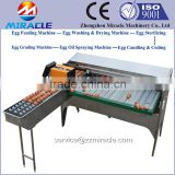 Eggs grading and sorting machine for processing and grading Quail egg, chicken eggs, goose egg sorter weighter egg machine