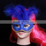 wholesale Silver halloween props face mask craft