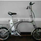 36V 250W Mini foldable electric bicycle