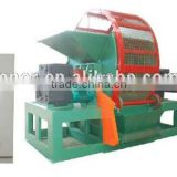 waste tyre quality China environmental protection / waste tire processing reuse /Used Tyre Recycling Machine Whole Tire Shredder