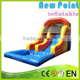 New Point inflatable water slides for summer,best quality batman inflatable slide,inflatable water slidekids