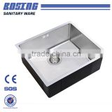 1.0 BOWL HAND-MAKE KITCHEN SINK SUS 304 STAINLESS STEEL POLISHED SURFACE                                                                         Quality Choice