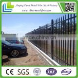 powder coating fence/ steel fence panel /steel fencing panel/steel tubular fence/iron fence