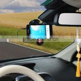 universal car holder for headrest tablet mount,cell on wheels,car rearview mirror holder