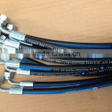 Hose, Flexible Hose, Rubber Hose, Water Hose, Hydraulic Hose, hose fitting, LGJL Hydraulic Hose