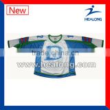 cheap sublimation team set hockey jerseys for sale