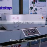 LT-C3 desktop reflow oven for Red adhesive/glue curing and drying products (mini reflow soldering)