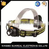 SY-F284 CRE 3W LED Headlamp with Sensor Function,Sensor Headlamp