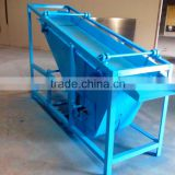 China brand high quality almond/apricot shell & kernel seperating machine