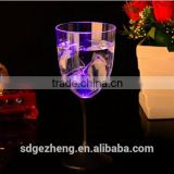 Flashing EL wire glasses glowing in dark for party Christmas Halloween congratualations for wholesale