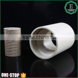 OEM engineering plastic molded products cnc machined plastic TECHTRON PPS bushing sleeve                                                                         Quality Choice