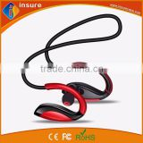 Light weight in-ear Headphone V4.0 headset, smart music bluetooth headset with good looking