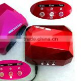 2014 6W/9W/12W/36W LED CCFL Nail Art Lamp Nail Dryer Nail Care Machine for UV Gel Nail Polish