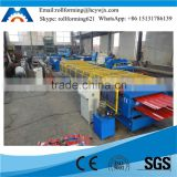 CE Type Galvanized Steel Trapezoid Profile Sheet Roll Forming Machine Manufactured in China