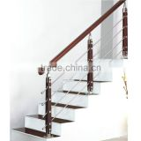 Anodized Aluminum Outdoor Stair Railings