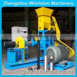 Dry type floating fish feed machine price/fish feed extruder machine price/0086 15286828736