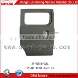 Replacement Steel Back Door For NV200 Car Auto Body Parts