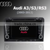 2DIN Car Audio dvd gps 3g for Audi A3 GPS                                                                         Quality Choice