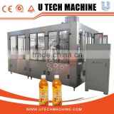 Automatic Plastic Bottled snow pear juice filling machine