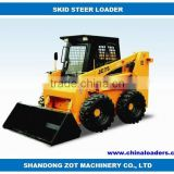 hot sale China skid steer loader for sale JC75 Deutz diesel engine Imported hydraulic system