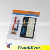 FRANKEVER breadboard with suitable wire kit