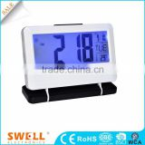 hot sale analog desk clock , alibaba clock import from china