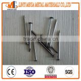 nails factory sale raw materials wire nails price/bright polished common round iron wire nails