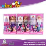wholesale Girl Dress Up Games fashion doll baby doll