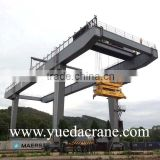 Double Beam 50 ton Container Gantry Crane