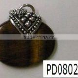 SGJGEMS PD08026TE Fashion Gemstone Natural Stones Jewelry Direct Wholesale Costume Jewelry China